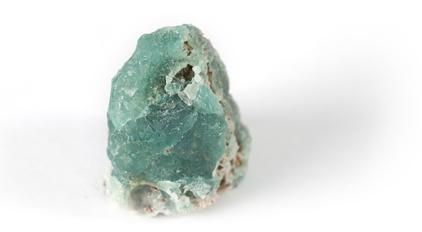 Green Smithsonite Mineral Semi-Precious Gem Specimen