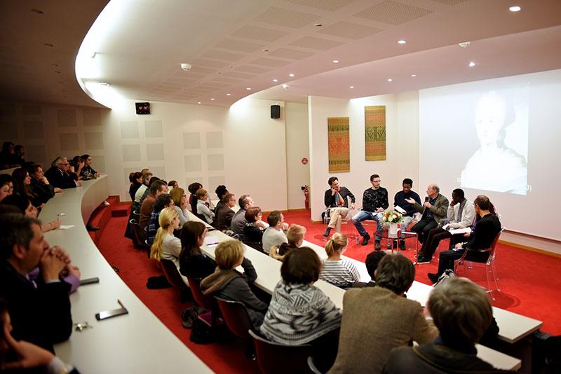 Audition publique Jean-Louis Etienne et Les Cités d'Or