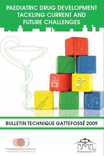 Bulletin Technique Gattefossé Journées Galéniques 2009